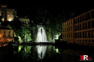 Isola del Liri   waterfalls
