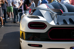 Koenigsegg 1 (rykp41493) Tags: koenigsegg one 1 fastest car super lake forest exotic