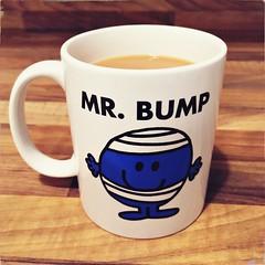 Day 23 : New Favourite Mug (Mr. Jackpots) Tags: yorkshiretea tea mrbump mrmen mug