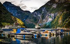 Geiranger (Askjell) Tags: fjord geiranger geirangerfjord mountains møreogromsdal norway scenery stranda sunnmøre nature viking