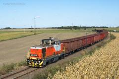 478 239 H-START (...síneken a vonat) Tags: 478 239 478239 478239start dacia 170913 locationtotkomlos tótkomlós totkomlos waggontypeeas feroviarul feroviar salakvonat salakvonatmezohegyes bahn eisenbahn line125 railline125 railroad railline mav mozdony máv rail railway sín train trenuri trenur vasút vlacik vlak vonat zeleznice locomotive m47 m47239 útépítés