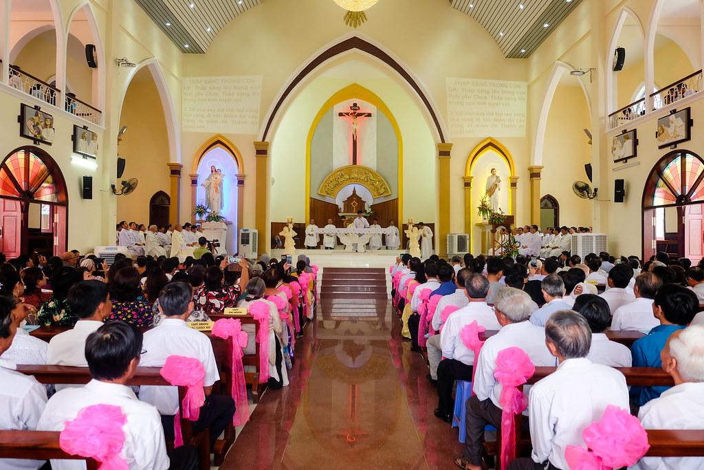 Thánh lễ tạ ơn khánh thành nhà thờ Hòa Cường – Giáo phận Đà Nẵng - Ảnh minh hoạ 44