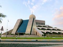 Etisalat Building (Telecommunications), Al Ain, UAE (Patrissimo2017) Tags:
