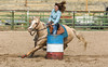 Hair A'Flying (wyojones) Tags: wyoming meeteetse labordayrodeo cowgirl horse barrelracing hair brunette barrel saddle reins fast parkcount rodeo wyojones