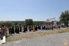 81. Крестный ход в скит святителя Иоанна Шанхайского