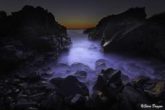 0S1A6202 (Steve Daggar) Tags: kiama bombo seascape sunset sunrise landscape longexposure