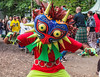Majora (Greg Jarman) Tags: michigan festival olympus ep2 1250 renaissance majora mask person costume cosplay