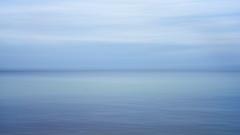 Just blue (blichb) Tags: 2017 deutschland grömitz icm langzeitbelichtung meer ostsee schleswigholstein sonya7rii urlaub wischer zeissloxia235 blichb sommer
