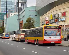 Solaris Urbino 15, #8709, MZA Warszawa (transport131) Tags: bus autobus solaris urbino ztm warsaw mza warszawa