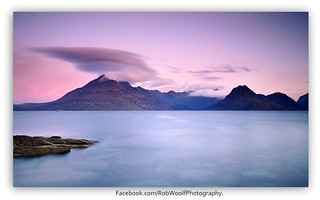 Elgol, Isle of Skye early morning.