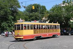 2017-06-30, Odesa, Pl. Tyraspil's'ka (Fototak) Tags: tram strassenbahn odesa odessa ukraine 914