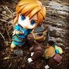 Link Nendoroid (pullip_junk) Tags: epona zeldabreathofthewild zelda link gsc goodsmilecompany nendoroid