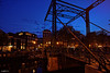 Amsterdam. (alamsterdam) Tags: bridge amsterdam reflection brouwersgracht canal urinal