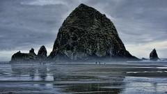 Cannon Beach Oregon (Miradortigre) Tags: usa beach oregon coast costa mar sea pacific pacifico ocean trip viaje road