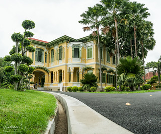 Paruskavan Palace, Thailand