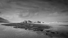 Pahaoa Beach (dave.fergy) Tags: water beach landscape winter coast hinakura wellington newzealand nz