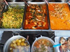 Bangkok - Thai Food (sharko333) Tags: travel reise voyage asia asien asie thailand bangkok krungthepmahanakhon กรุงเทพฯ street food olympus em1