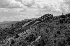 Red Rocks Park (dpsager) Tags: bw colorado dpsagerphotography eos1v film hiking ilfordfp4 redrocks