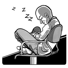 #sleepy #tired #waiting #train #art #drawing #blackandwhite #sketchoftheday #people #india (lipuster) Tags: childhood life kids india innocence stories art illustration sketch drawing