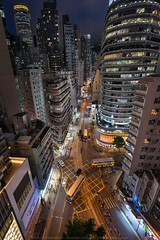 Wan Chai, Hong Kong (mikemikecat) Tags: hongkong nightscapes estates a7r nostalgia house mikemikecat architecture sony stacked building colorful housing pattern 屋邨 抽象 建築 建築物 城市 天際線 戶外 block hong kong cityscapes street nightview night 夜景 香港 路 evening 建築大樓 twilight vintage rooftop carlzeiss nightscape 建築結構 基礎建設 sel1635z fe1635mm wanchai 灣仔 skyscraper
