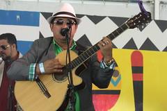 Septeto Santiaguero (2017) 03 (KM's Live Music shots) Tags: worldmusic cuba cubanson septetosantiaguero guitar neworleansjazzheritagefestival culturalexchangepavilion fairgroundsracecourseneworleans