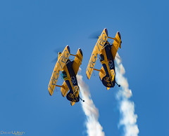 High Flyers (peterwilson71) Tags: airshow planes wings fast thrill tricks flight propeller fun vapor canon7d pilot