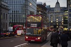 Ariva London VLA122 LJ05BKV Route 133 London Bridge (TfLbuses) Tags: tfl public transport for london red double decker buses arriva alexander alx400 volvo b7tl