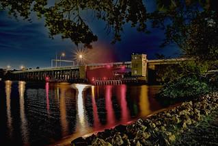 Cato's Bridge, Town of Jupiter, Palm Beach County, Florida, USA