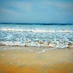 Parallelism - Karaikal  Beach - South India thumbnail