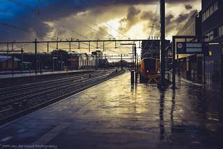 Rainy conditions