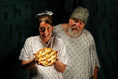 The Thorazine Pie (Studio d'Xavier) Tags: werehere pieclub saintdymphnashospitalforthecriminallyinsane pie thorazinepie insane insanity 365 august22017 214365