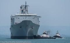 Pier 80 SS Capella MARAD Ship 8-2017 (daver6sf@yahoo.com) Tags: sscapella portofsanfrancisco pier80 p80 marad sanfranciscobay amnav tug patriciaann