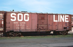 SOO 42384 (Chuck Zeiler) Tags: soo 42384 railroad box car boxcar freight minneapolis chuckzeiler chz