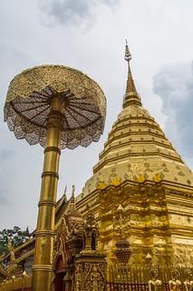 doi suthep pui chiang mai - thailande 34