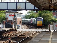 43041 Truro (1) (Marky7890) Tags: gwr 43041 class43 hst 2c42 truro railway cornwall cornishmainline train