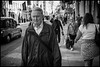 Cause for Concern (Photoburglar) Tags: london newbondstreet westend sad sadface people candid street urban fujifilm xpro2 ~black white monochrome silverefex