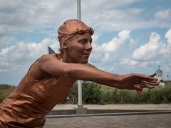 Living Statues-05 (FishOnChips) Tags: livingstatues noordwijk