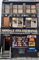 Arndale Book Exchange (LozHudson) Tags: