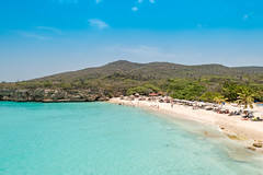 Curacao Grote Knip Kenepa Grandi beach