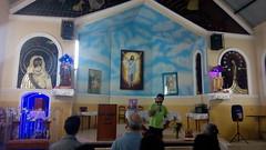 Tercera charla de la mision parroquial: la familia y la misa, por Alex