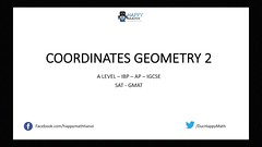 COORDINATE GEOMETRY - BASIC 2 - HOW TO FIND DISTANCE AND MID-POINT (Happymath _ Math Teacher) Tags: alevel aa alevelsubject algebra aslevel âa calculus easymaths fastmath mathematician math mathematics maths mathquiz mathsonline mathproblemsolver mathsproject mathformulas mathsquestion mathforkids mathtutoronline mathtricks mathssolution mathworksheets mathwordproblems mathtest grade khanacademy khanacademymath khan learnmath prealgebra mentalmath 3rdgrademath 7thgrademath trigcalculator internationalschool triggraphs googlemath onlinemath discretemathematics geometricshapes geometryformulas trigonometryformulas