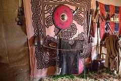 Viking Village 06 (allybeag) Tags: largs vikingvillage crafts historical reenactment