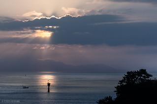 Morning glow to hope
