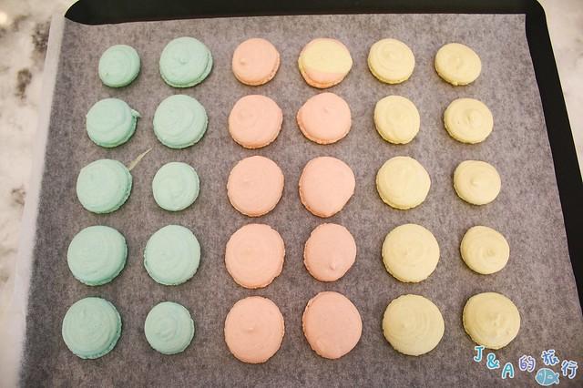 Funsiamo 客製化甜點滿足你想親自做甜點品嚐的慾望!【捷運國父紀念館/東區甜點廚房】 @J&A的旅行