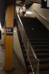 53 Street Station Before Renewal (MTAPhotos) Tags: brooklyn ny usa subway new york city transit 53rd st esi