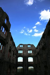 IMG_9741 (AndyMc87) Tags: sky clouds ruin burg landskron oppenheim clear blue shadow canon eos 6d 2470 l architecture rheinmain