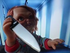 P1500058 (mega.gaz.p) Tags: chuk chucky doll star wars darth vader porps movie props
