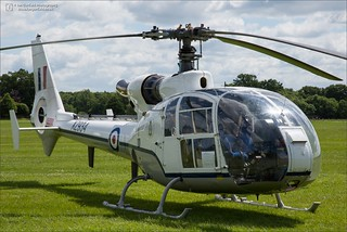 Westland Gazelle HT.3 XZ934 / G-CBSI