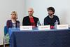 """Maja Krajnc, odgovorna urednica revije Kino!, Matic Majcen, filmski kritik in Peter Cerovšek, član žirije Slovenskih filmskih kritikov • <a style=""""font-size:0.8em;"""" href=""""http://www.flickr.com/photos/151251060@N05/36797646600/"""" target=""""_blank"""">View on Flickr</a>"""