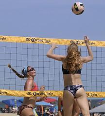 ECSC East Coast Surfing Championships Virginia Beach womens volleyball (watts_photos) Tags: ecsc east coast surfing championships virginia beach womens volleyball women woman sports net volley ball va coastal